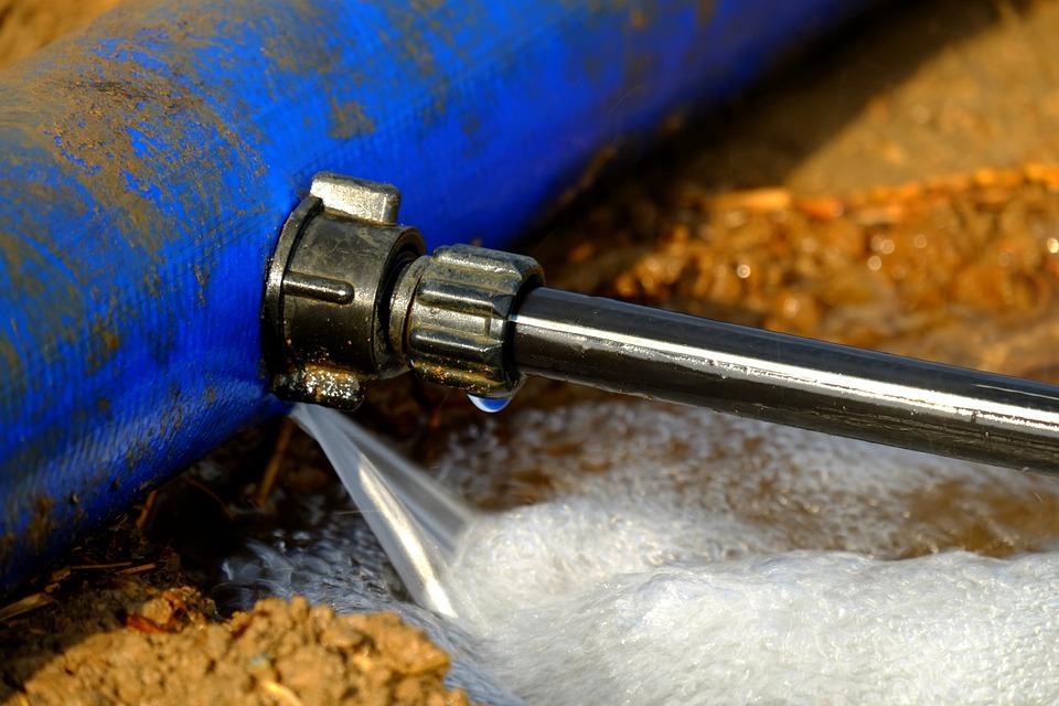 hydraulic-leak